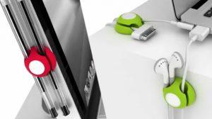 Organizador de Cables - Regalo de Oficinas personalizados