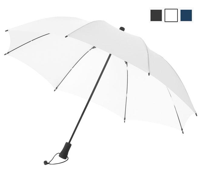 Paraguas ultraligero de 98 cm de diámetro con eje de aluminio