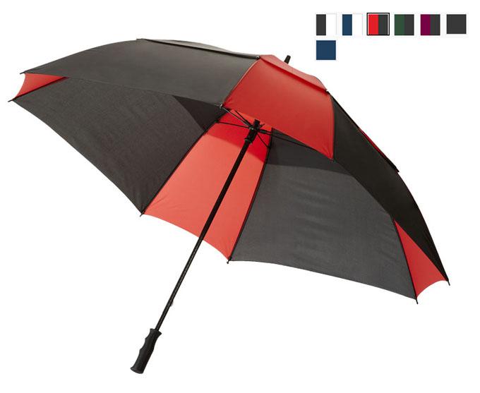 Paraguas cuadrado de doble capa de 106 cm