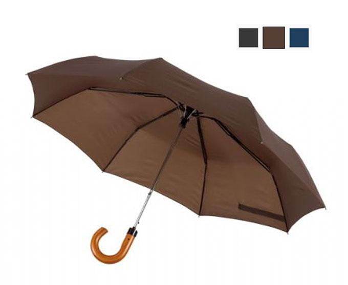 Paraguas automático de 101 cm con reforzamiento para la impermeabilidad