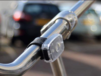 linterna para bici