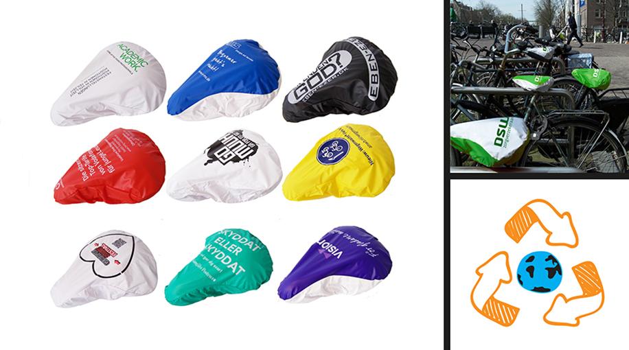 Diferentes tipos de cubresillines totalmente personalizables y con marcaje a todo color.