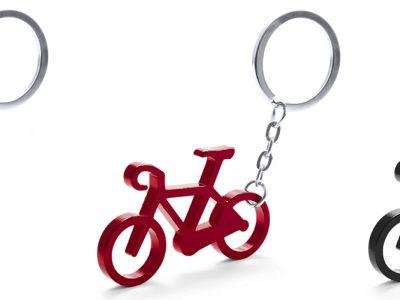 llavero de bicicletas