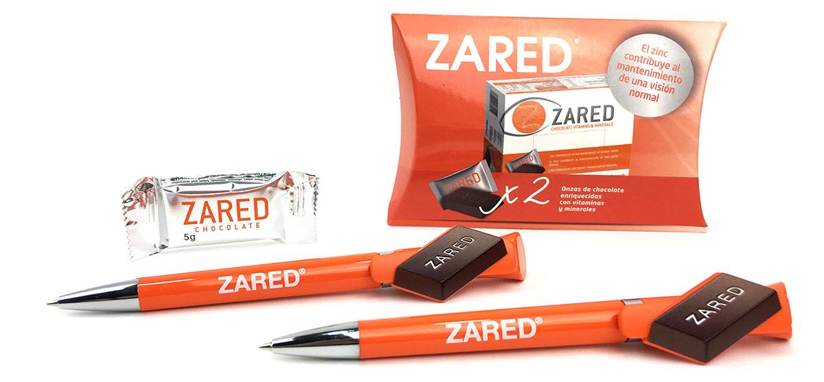 Boligrafo personalizado Zared