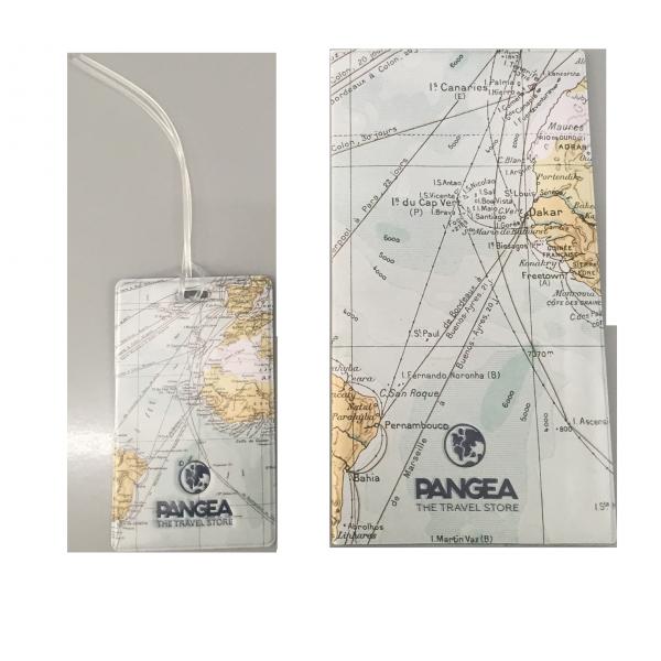 Cuadernos de viaje personalizados Pangea