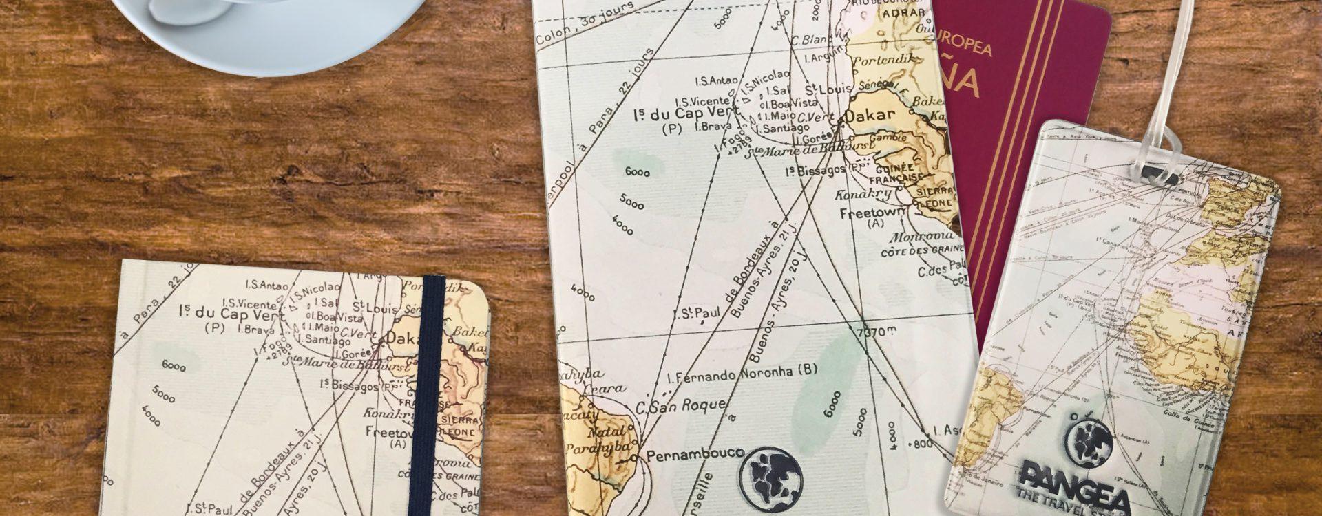 Kit Pangea Mapa del mundo