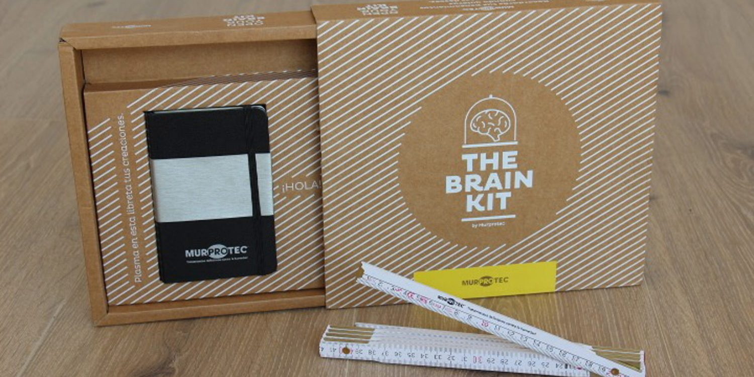 The brain kit de Murprotec