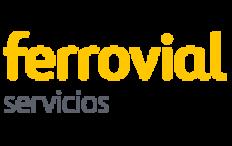Logo Ferrovial servicios