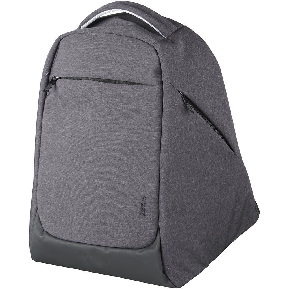 Para portátil de 15 Covert security. Compartimento principal con cierre de cremallera para mantener tus pertenencias a salvo de carteristas.