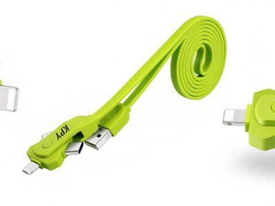 Cable de caraga para móviles promocional