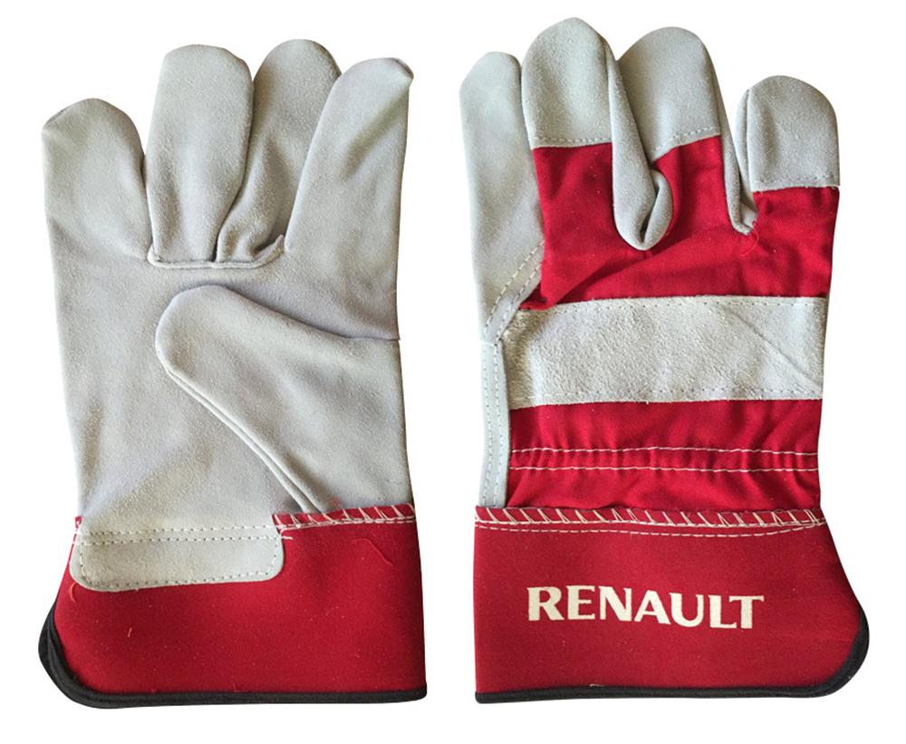 Guante de Piel Renault