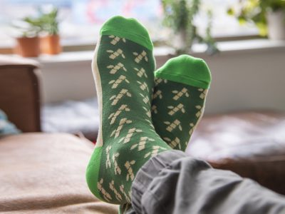 Calcetines personalizables - regalo promocional