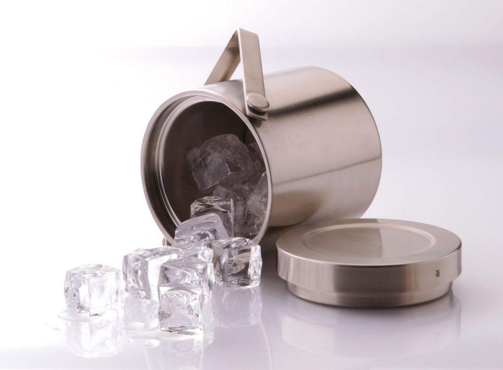 Cubitera de hielo con merchandising