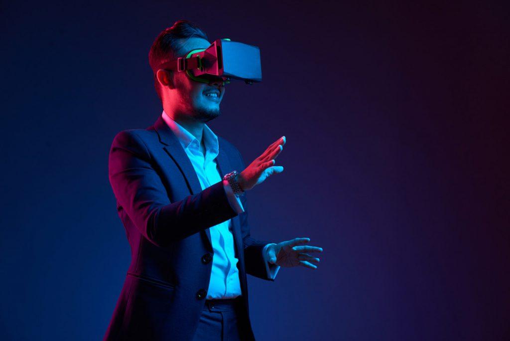 Gafas de realidad virtual como merchandising promocional