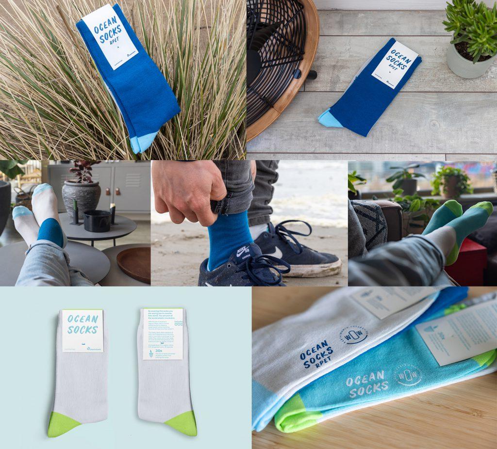 merchandising RPET.