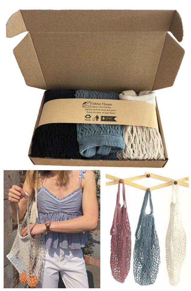 Welcome Pack bolsas de algodón