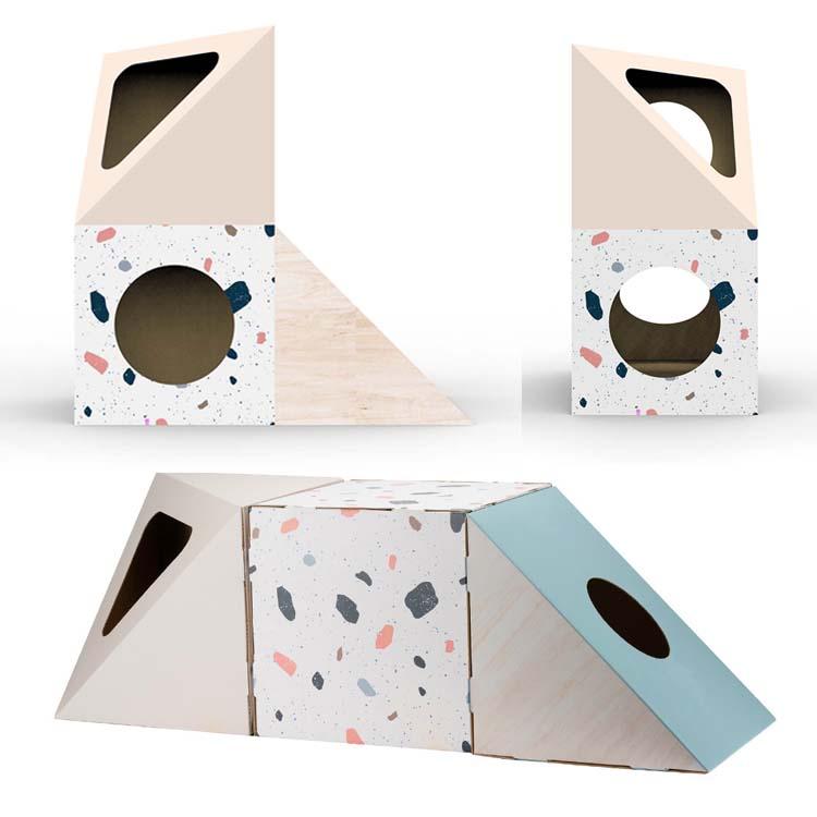merchandising gato laberinto