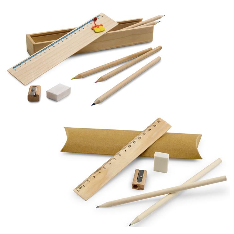 5. Pack de madera